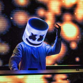 Marshmello at AMP Live