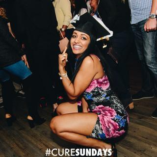 #CureSundays